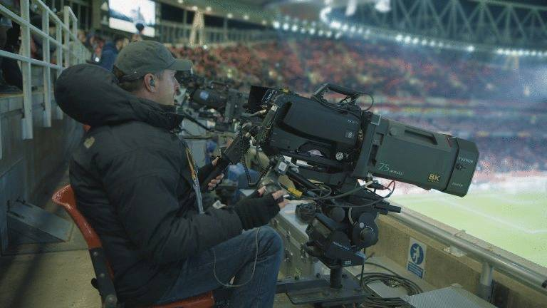 BT Sport live streaming Europe League in 8K