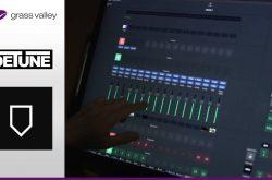 De Tune Helps Public School Take Client Events Virtual with Grass Valley's Cloud Production Platform